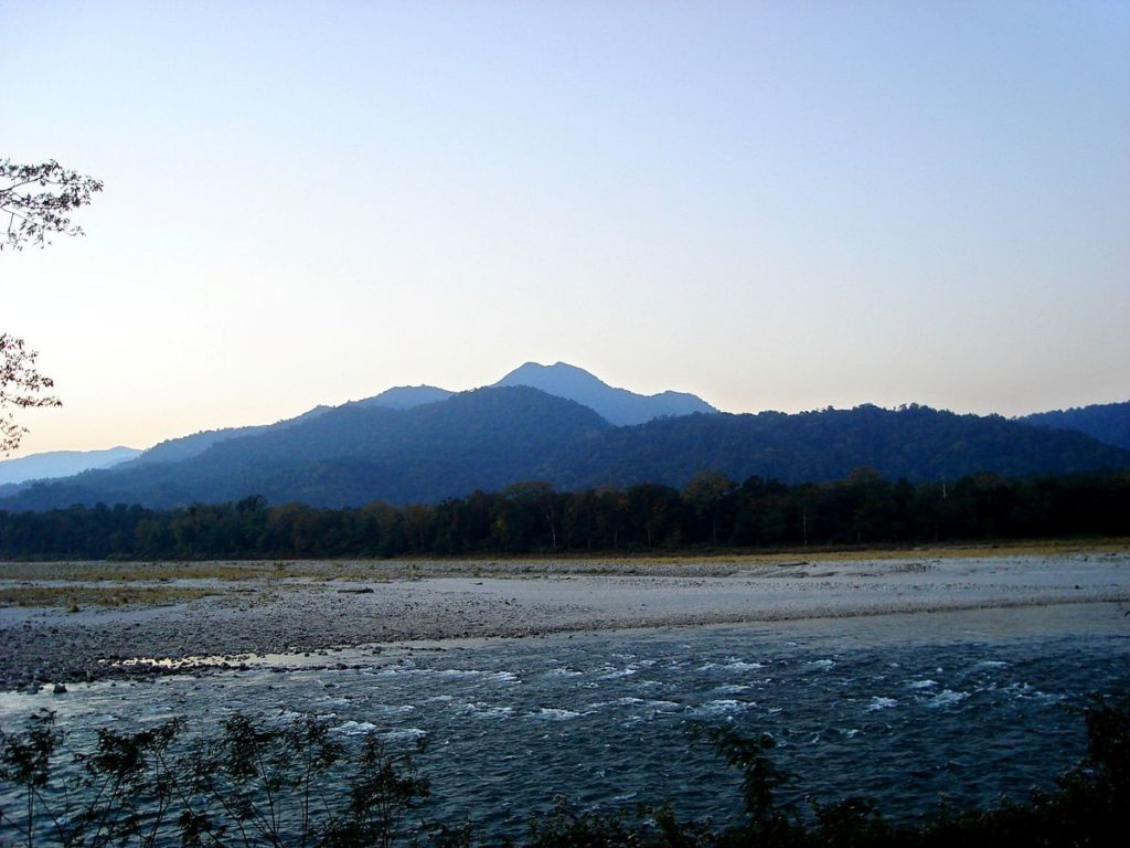 Manas National Park UNESCO Site