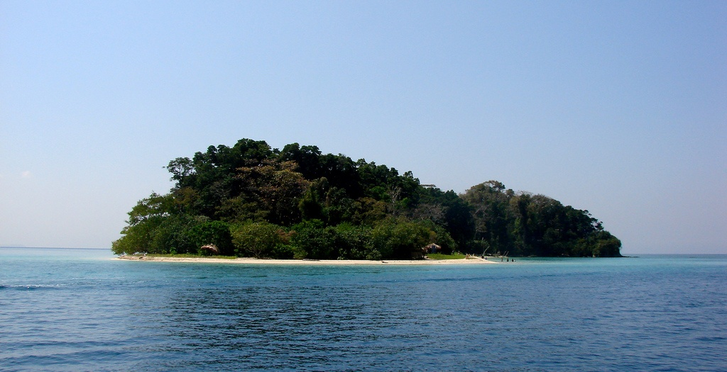 Mahatma Gandhi Marine National Park – Andaman and Nicobar
